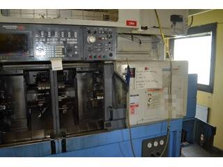 Esztergagép Mazak Multiplex 6200 Y gentry-1