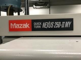 Esztergagép Mazak QT Nexus 250 II MY-2