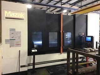Marógép Mazak VTC 800 / 30 HD, Gyárt. é.  2015-0