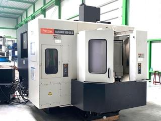 Marógép Mazak Variaxis 500 - 5 II, Gyárt. é.  2007-0