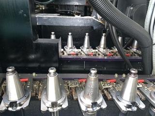 Marógép Mazak Variaxis 500 - 5 II, Gyárt. é.  2007-3