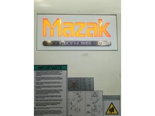 Marógép Mazak Variaxis i - 500, Gyárt. é.  2014-1