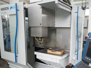 Marógép Mikron VCP 600, Gyárt. é.  2004-0