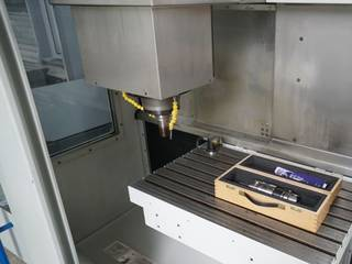 Marógép Mikron VCP 600, Gyárt. é.  2004-1