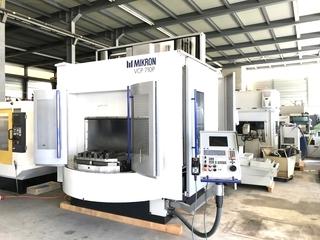 Marógép Mikron VCP 710, Gyárt. é.  1998-0