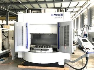 Marógép Mikron VCP 710, Gyárt. é.  1998-1