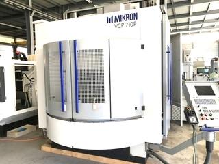Marógép Mikron VCP 710, Gyárt. é.  1998-3