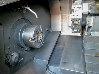 Esztergagép Mori Seiki CL 150 ladeportal/gentry-2