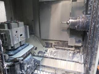Marógép Mori Seiki NH 6300 DCG APC 6, Gyárt. é.  2012-3