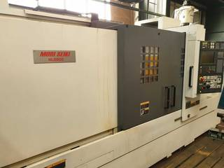 Esztergagép Mori Seiki NL 2500 Y / 1250-14