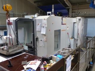 Marógép Mori Seiki NMH 6300 DCG, Gyárt. é.  2013-0