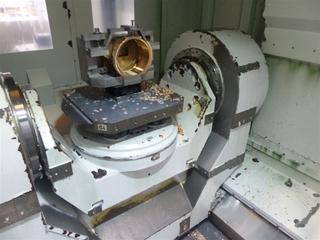 Marógép Mori Seiki NMH 6300 DCG, Gyárt. é.  2013-2