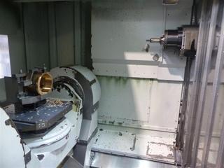 Marógép Mori Seiki NMH 6300 DCG, Gyárt. é.  2013-3