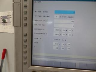 Marógép Mori Seiki NMH 6300 DCG, Gyárt. é.  2013-4