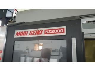 Esztergagép Mori Seiki NZ 2000 T2Y gentry/Portallader-1