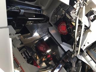 Esztergagép Nakamura Super NTM 3 3 Revolver/3 turrets-12