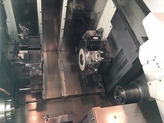 Esztergagép Nakamura Super NTM 3 3 Revolver/3 turrets-3