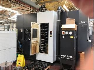 Marógép OKK HP 500 S, Gyárt. é.  2009-4