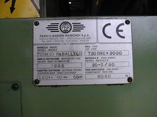 Esztergagép Poreba PBR T 30 SNC x 3000-6