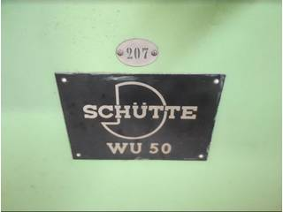 Köszörűgép Schütte WU 50-3