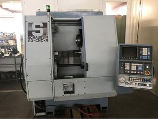 Esztergagép Schaublin 110 CNC R-0