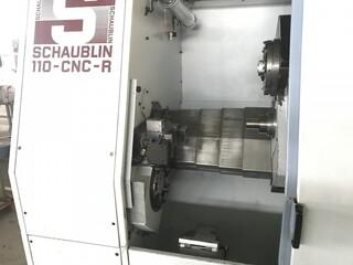 Esztergagép Schaublin 110 CNC R-1