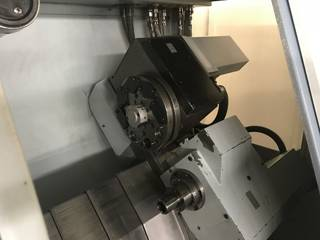 Esztergagép Schaublin 110 CNC R-3