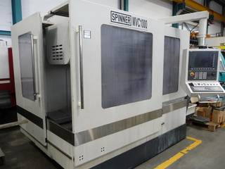 Marógép Spinner MVC 1000, Gyárt. é.  2011-5