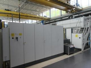 Marógép Unisign Unicom 6000, Gyárt. é.  2012-9
