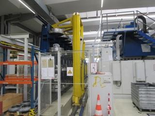 Marógép Unisign Unicom 6000, Gyárt. é.  2012-10