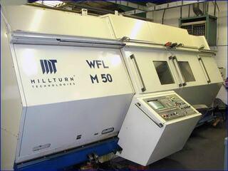 Esztergagép WFL Millturn M 50-0