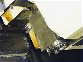 Esztergagép WFL Millturn M 50-3