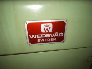 Köszörűgép Wedevag-2