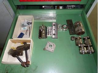 Marógép YCM Supermax V 168 A, Gyárt. é.  1998-7