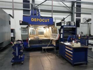 Marógép ZPS Depocut 2012, Gyárt. é.  2000-0