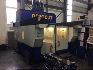 Marógép ZPS Depocut 2012, Gyárt. é.  2000-4