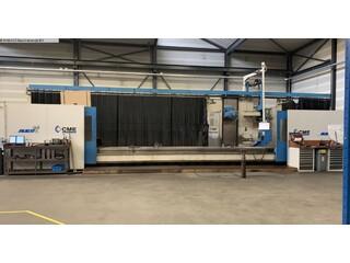 CME FCM 9000  Bed marógép-2