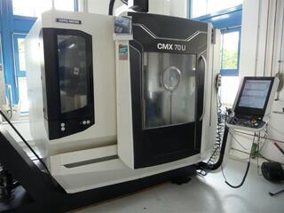 Marógép DMG CMX 70 U-0