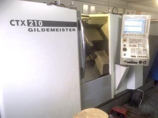Esztergagép DMG CTX 210 V3-0