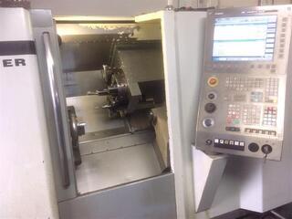 Esztergagép DMG CTX 210 V3-1
