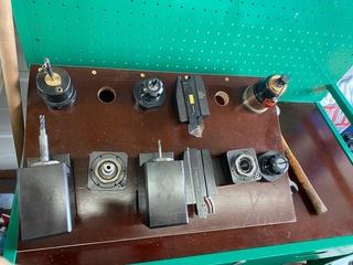 Esztergagép DMG CTX 310 ecoline-9