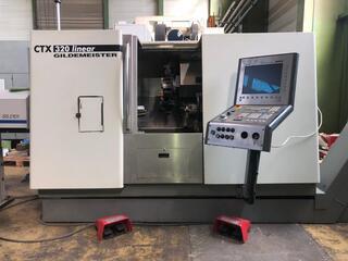 Esztergagép DMG CTX 320 V5 linear-0
