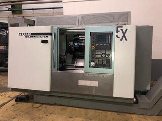Esztergagép DMG CTX 410 V3-1