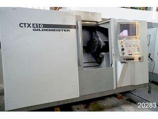 Esztergagép DMG CTX 410 V3-0