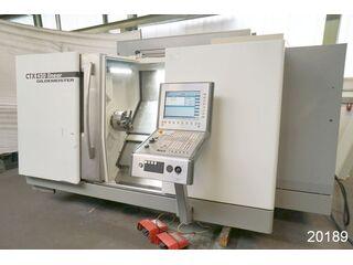 Esztergagép DMG CTX 420 linear-0