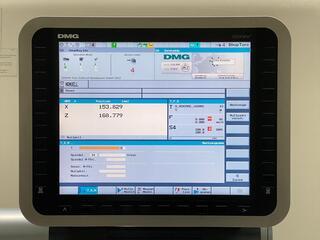 Esztergagép DMG CTX Beta 800-9