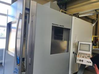 Marógép DMG DMC 105 V linear-0
