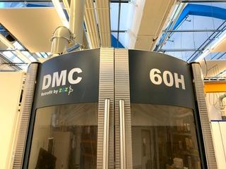 Marógép DMG DMC 60 H-13