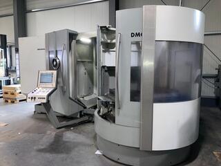 Marógép DMG DMC 60 T RS 3-7