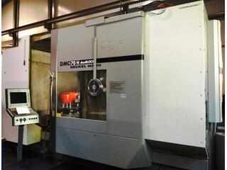 Marógép DMG DMC 70 H duoBlock, Gyárt. é.  2007-0